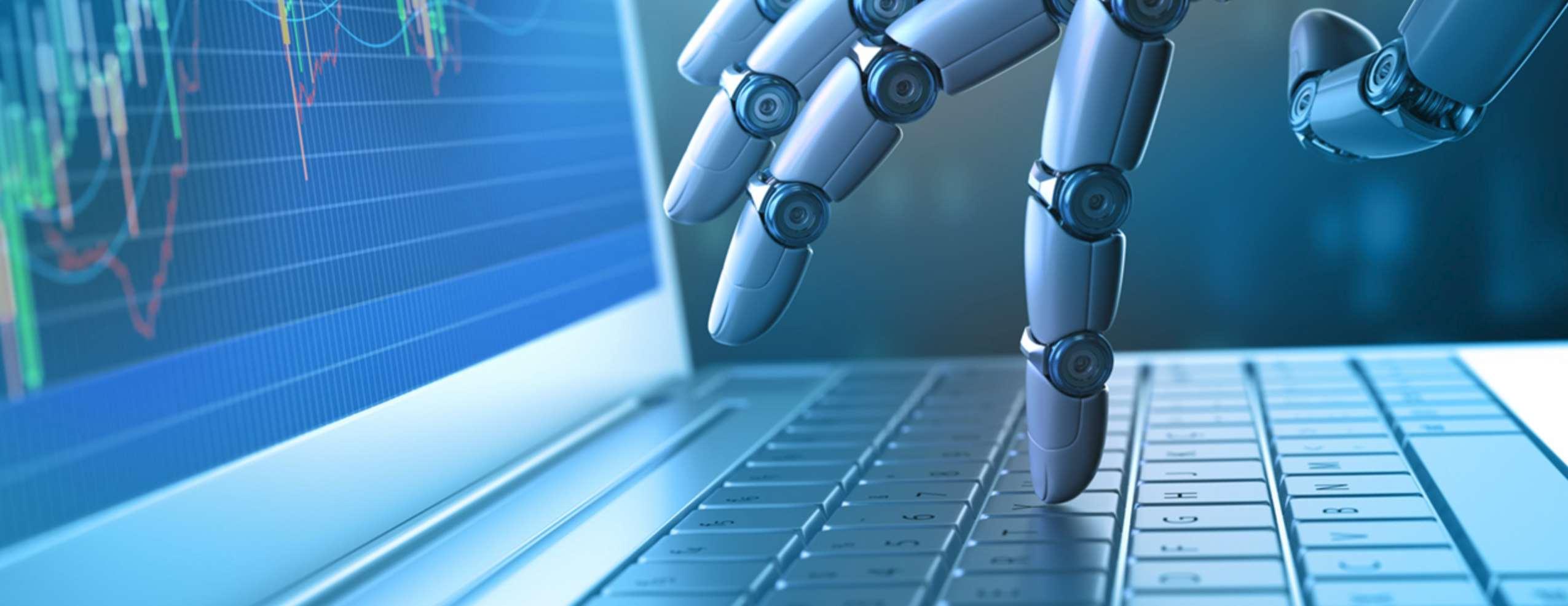 روبوتات الفوركس