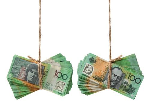ضغوط على الدولار الاسترالي على الرغم من تحسن الرغبة في المخاطرة