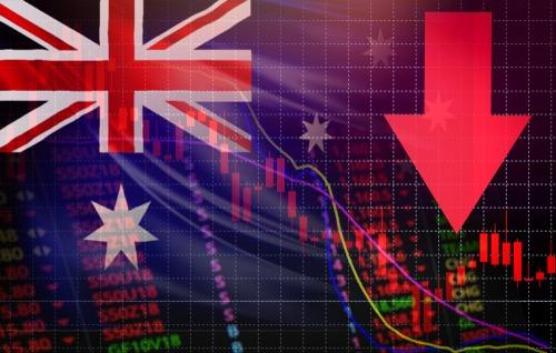 انخفاض الدولار الاسترالي بعد توقعات قطع سعر الفائدة من البنك الاسترالي
