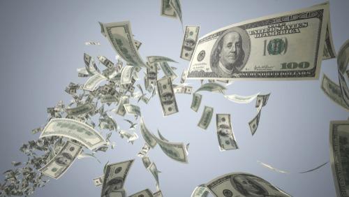 الدولار الأمريكي يحصل على دعم من تصريحات باول