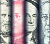 العملات الاجنبية مستمرة في نطاق نطاقات ضيقة من التداول