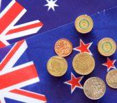انخفاض الدولار الاسترالي والنيوزيلندي بسبب توقعات تسهيل السياسة النقدية