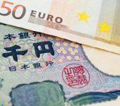 انخفاض اليورو في الأزواج التقاطعية وارتداد الين الياباني مع قوة بيانات التصدير